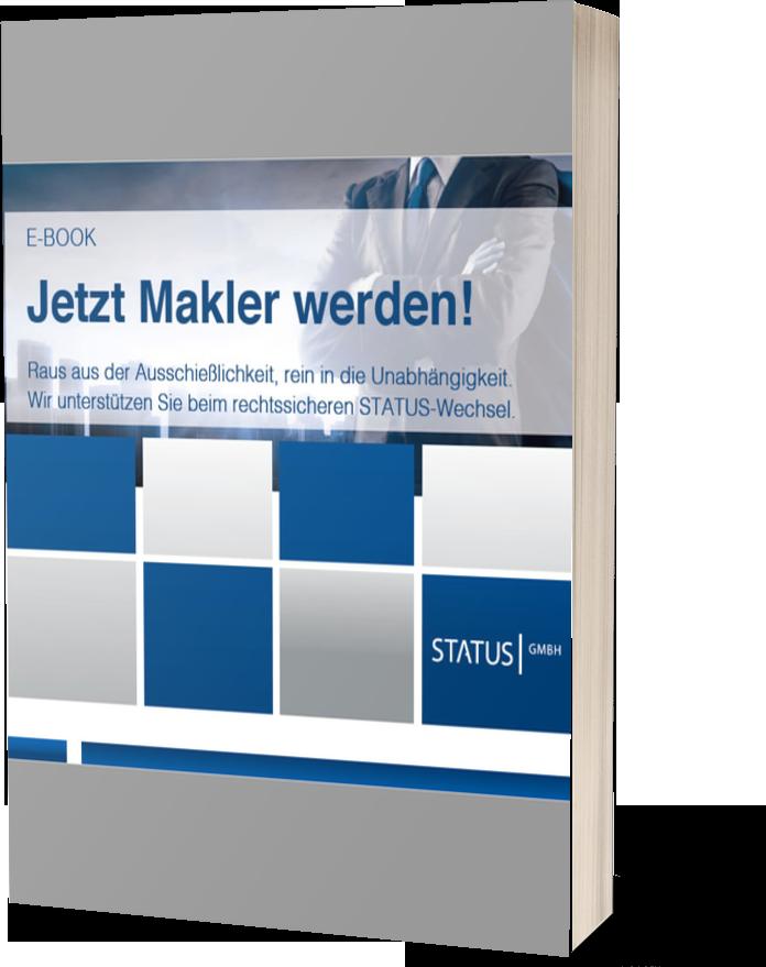 E-Book Jetzt Versicherungsmakler werden