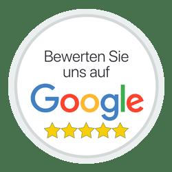 STATUS auf Google bewerten
