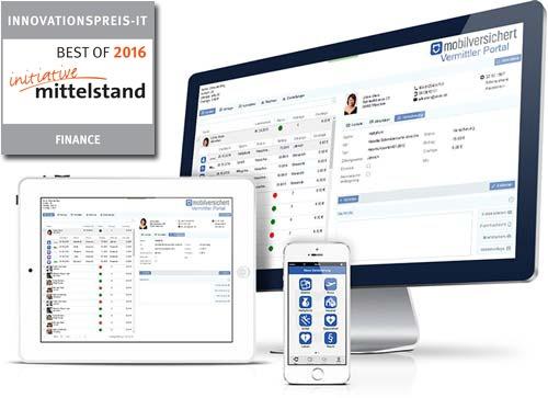 Maklersoftware Versicherungsmakler