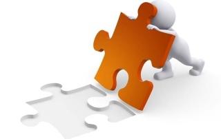 Lebensversicherung Puzzle