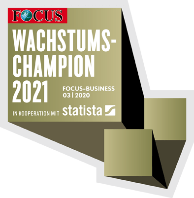 Status: Focus Wachstumschampion