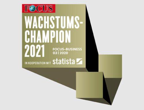 STATUS GmbH – Wachstumschampion 2021