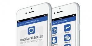 Vermittlerplattform & Kunden-App Versicherungsmakler