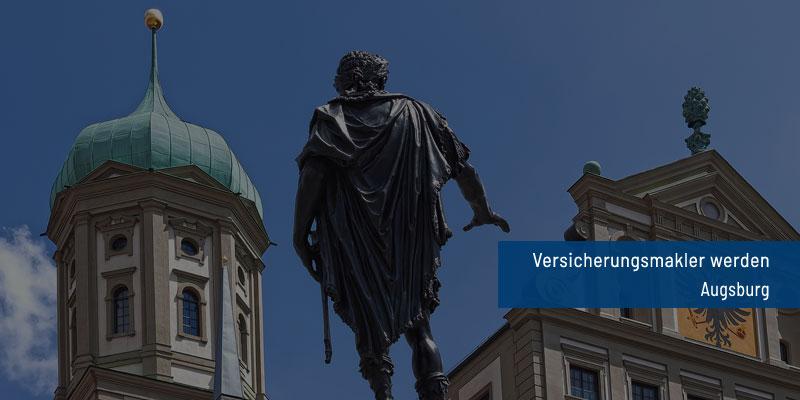 Versicherungsmakler werden Augsburg