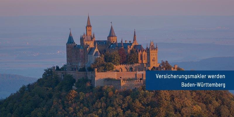 Versicherungsmakler werden Baden-Württemberg