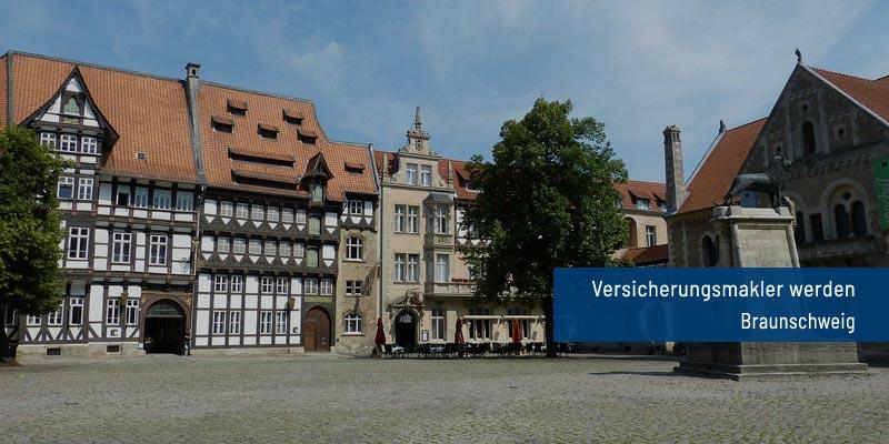 Versicherungsmakler werden Braunschweig