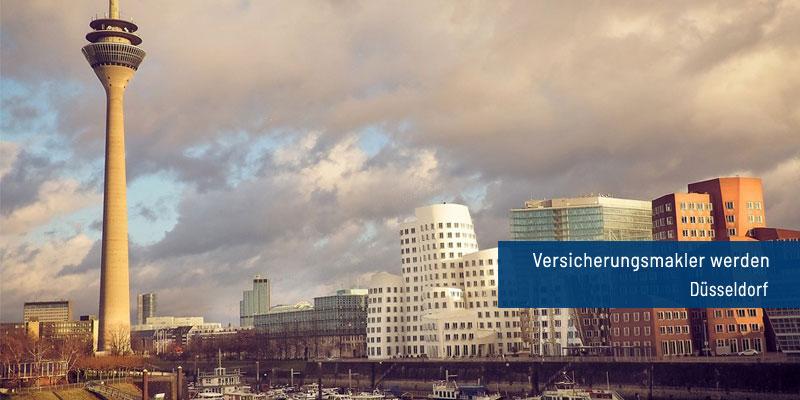 Versicherungsmakler werden Düsseldorf