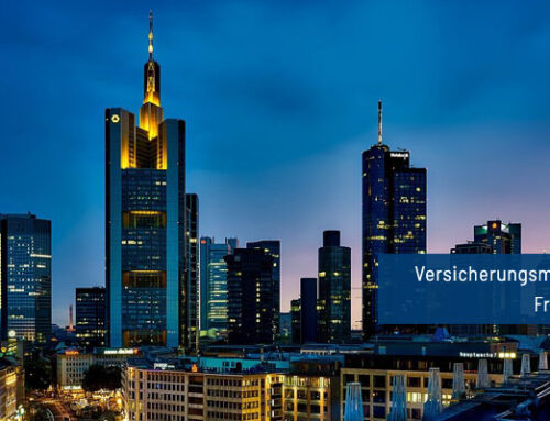 Versicherungsmakler werden Frankfurt am Main