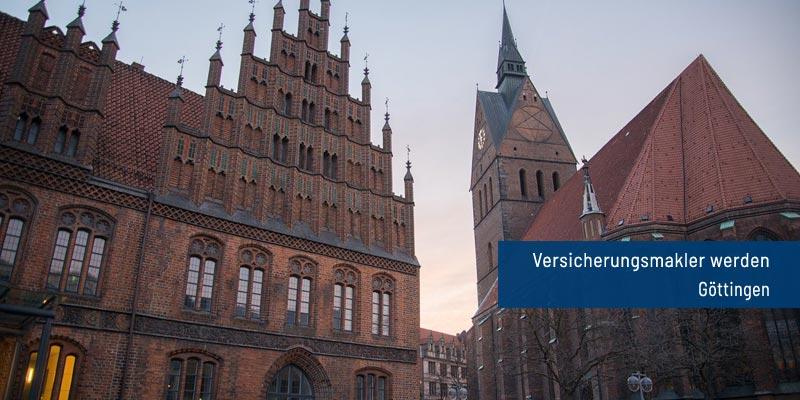 Versicherungsmakler werden Göttingen
