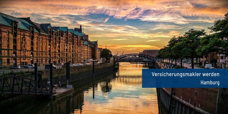 Versicherungsmakler werden Hamburg