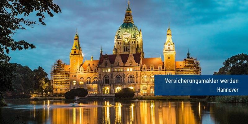 Versicherungsmakler werden Hannover