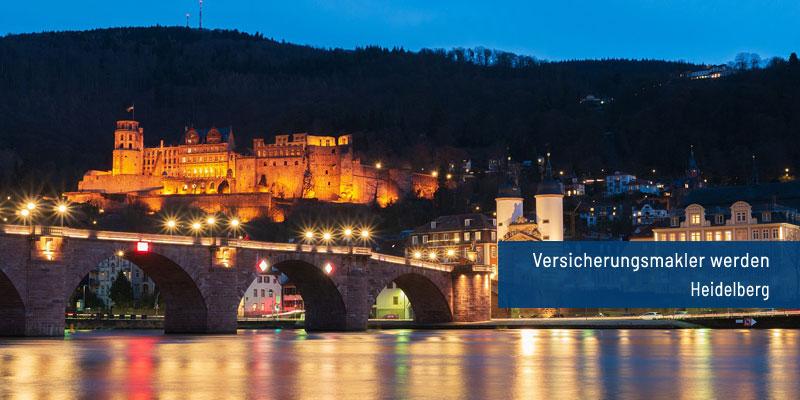 Versicherungsmakler werden Heidelberg