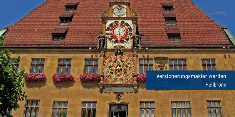 Versicherungsmakler werden Heilbronn