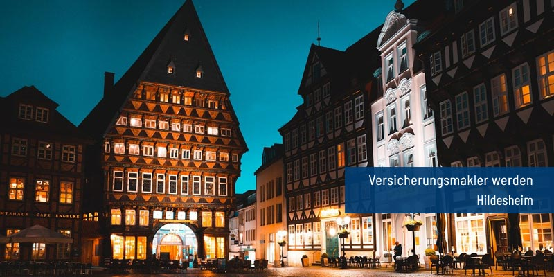 Versicherungsmakler werden Hildesheim