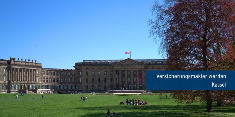 Versicherungsmakler werden Kassel