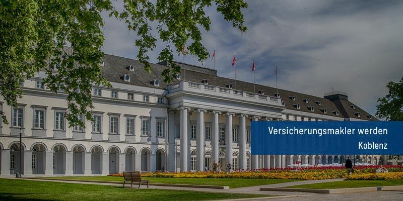 Versicherungsmakler werden Koblenz