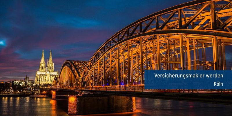 Versicherungsmakler werden Köln