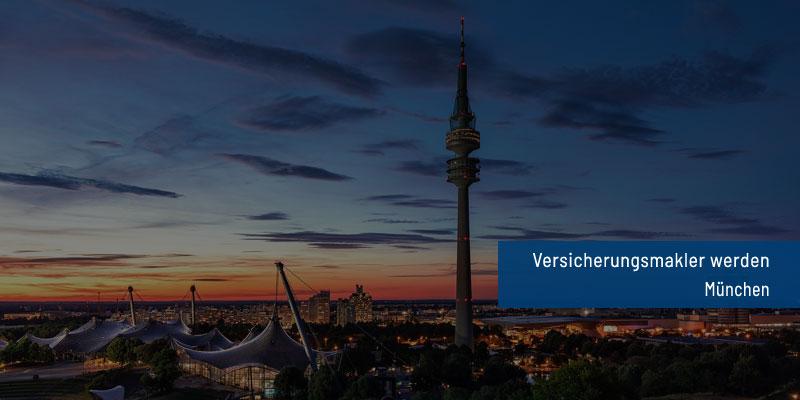 Versicherungsmakler werden München