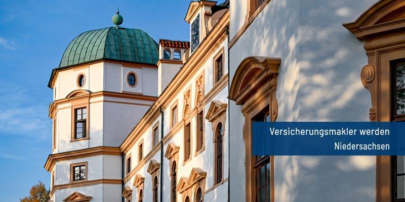Versicherungsmakler werden Niedersachsen