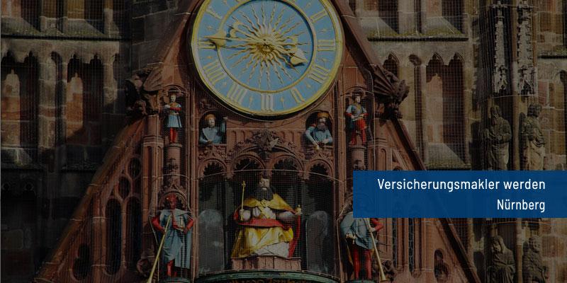 Versicherungsmakler werden Nürnberg