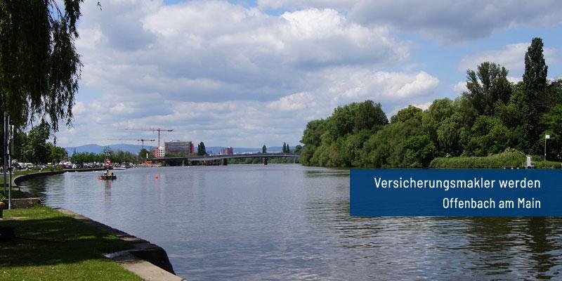 Versicherungsmakler werden Offenbach am Main