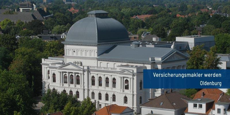 Versicherungsmakler werden Oldenburg