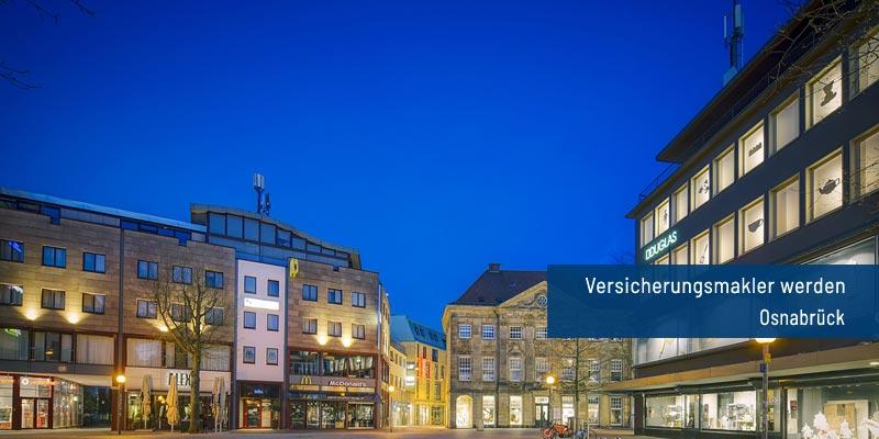 Versicherungsmakler werden Osnabrück