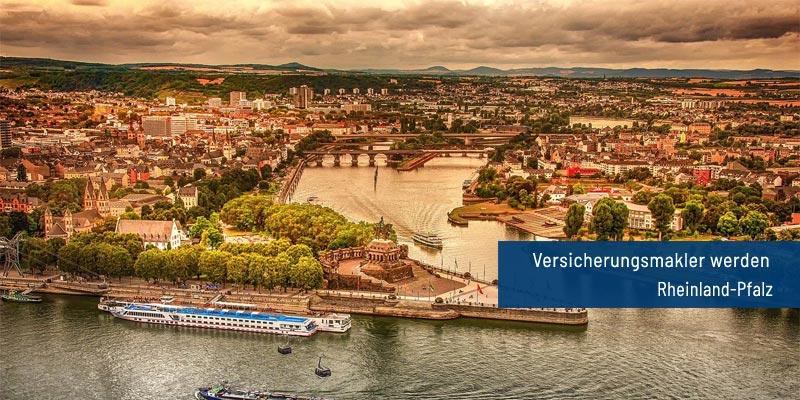 Versicherungsmakler werden Rheinland-Pfalz