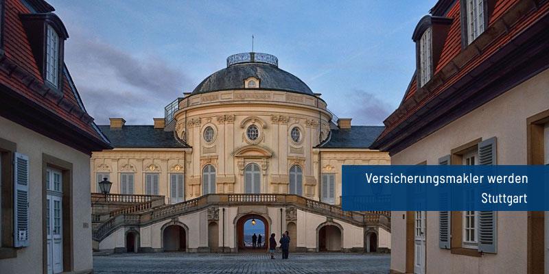 Versicherungsmakler werden Stuttgart