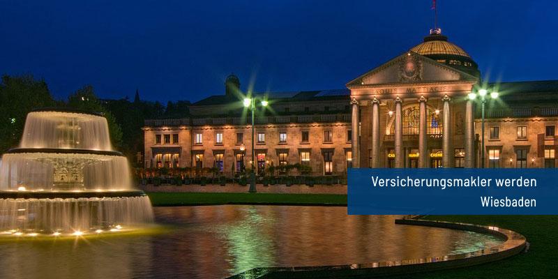 Versicherungsmakler werden Wiesbaden