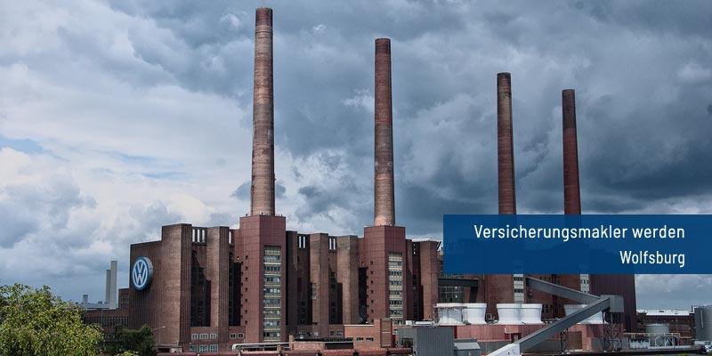 Versicherungsmakler werden Wolfsburg
