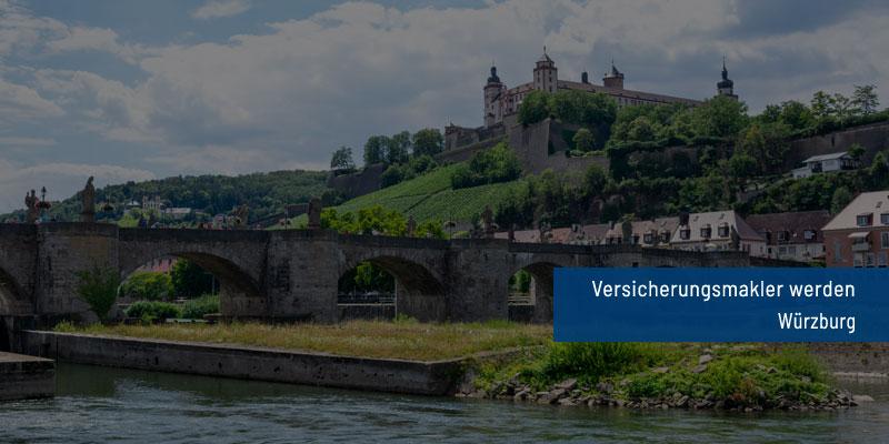 Versicherungsmakler werden Würzburg